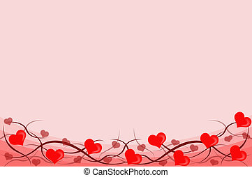 Valentines de fondo