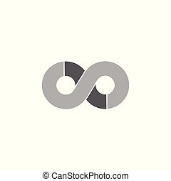 vector de logotipo de la línea del logotipo