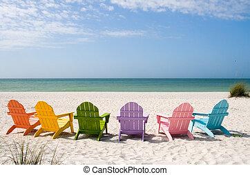 verano, vacaciones de playa