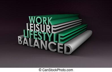 Vida balanceada